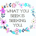 Yes, what are you seeking